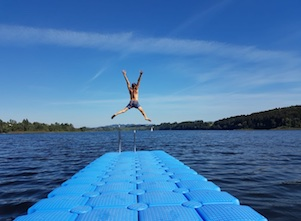 Summer Camp beim Chiemsee mit Yoga und mehr.