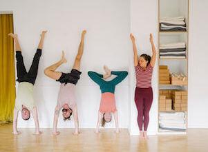 HomeYoga: dein Yoga aus unserem Yogastudio immer bei dir zuhause.