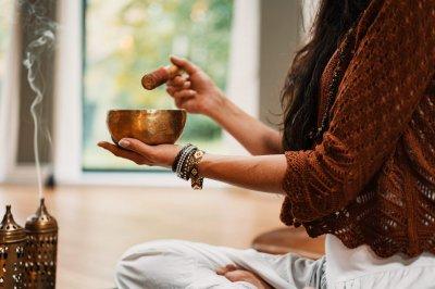 Yoga-Event Yin Yoga und Sound Healing