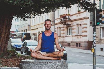 Vagus-Nerv Yogaworkshop mit Fabian in Stuttgart-West.