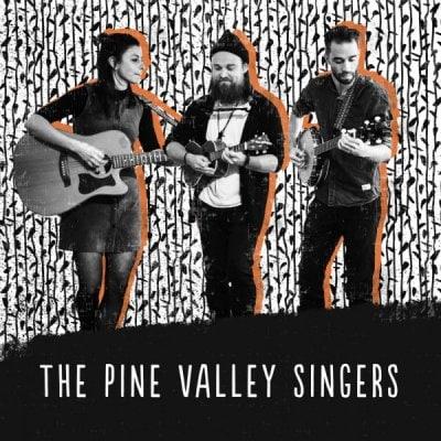 Am Freitag, 19. November gibt Andrew mit seiner Band Pine Valley Singers ein Charity-Konzert im Idogohaus für den guten Zweck.